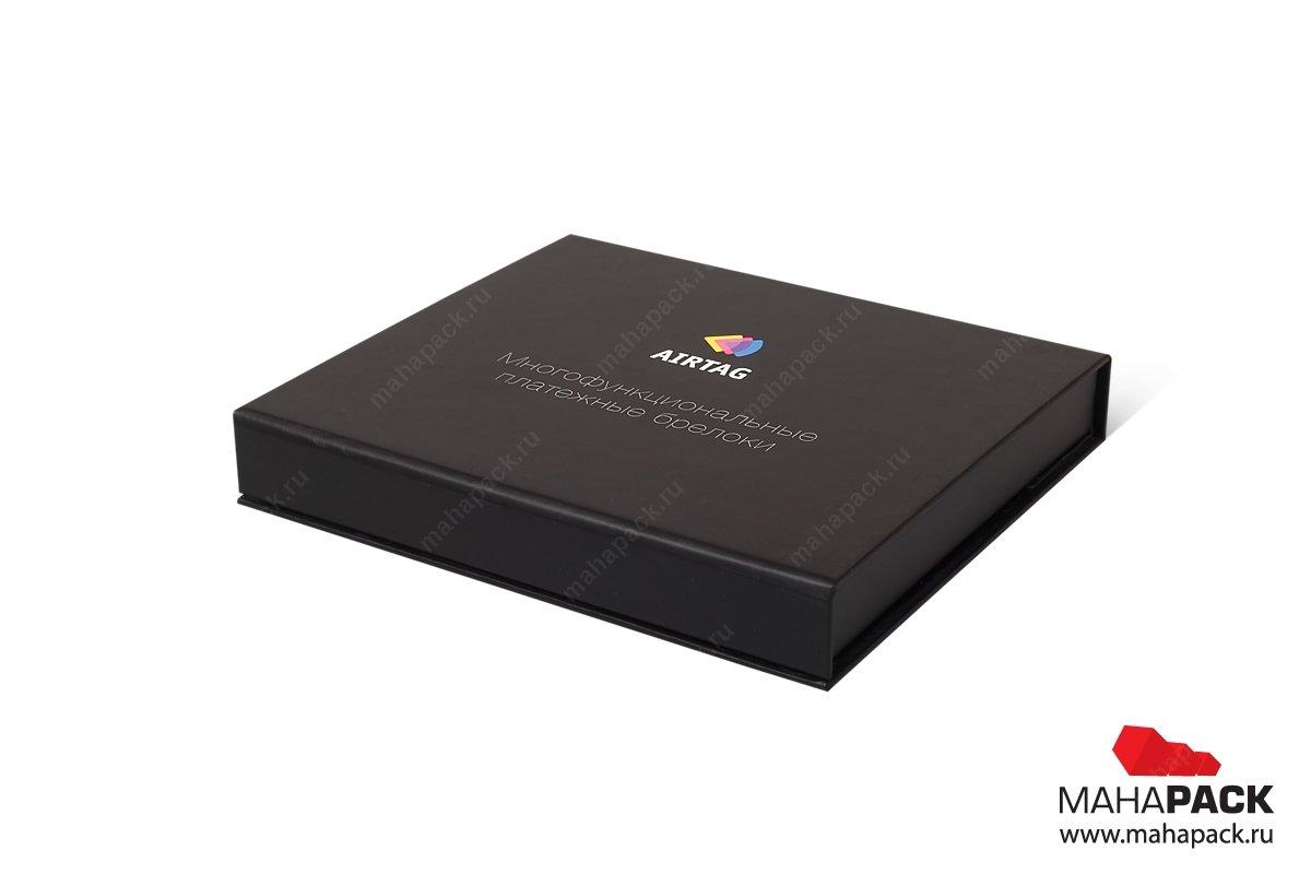 подарочная упаковка для флешек и карты