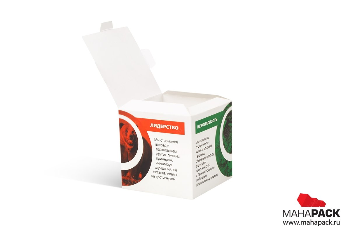 коробки на заказ производства Москва