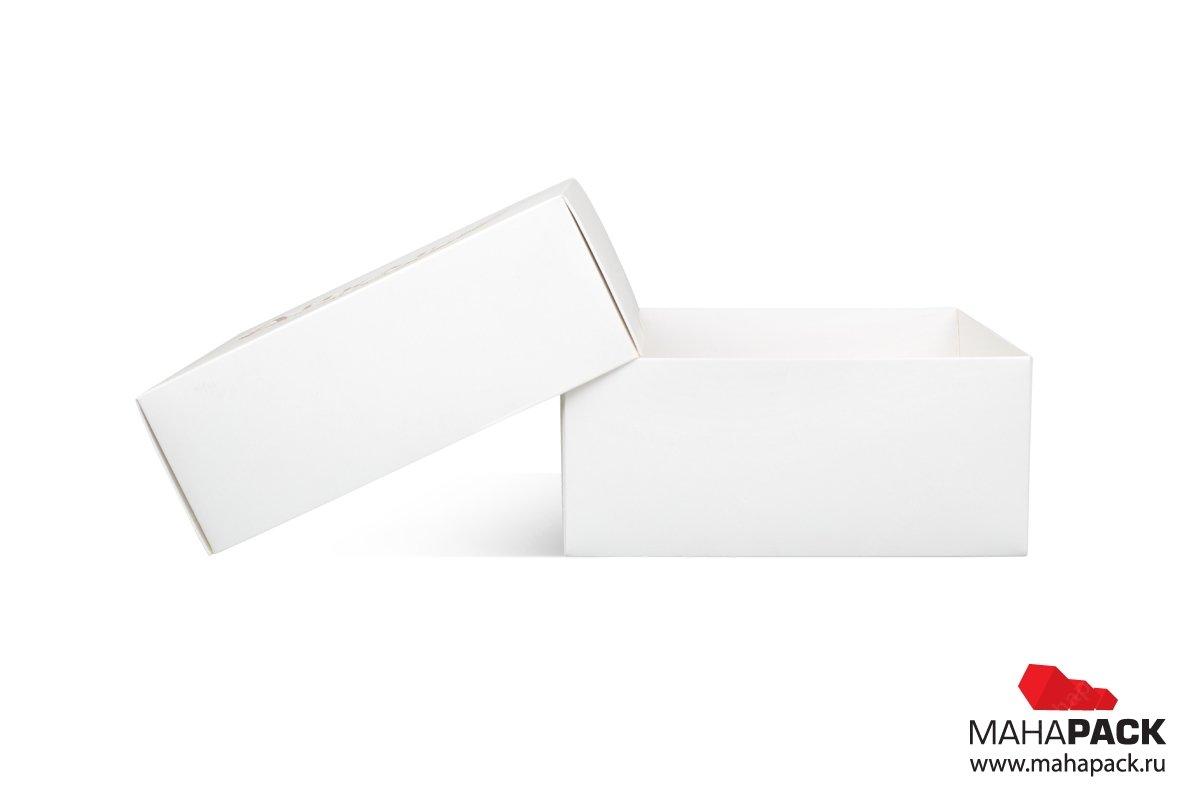 подарочная коробка с логотипом заказать в Москве