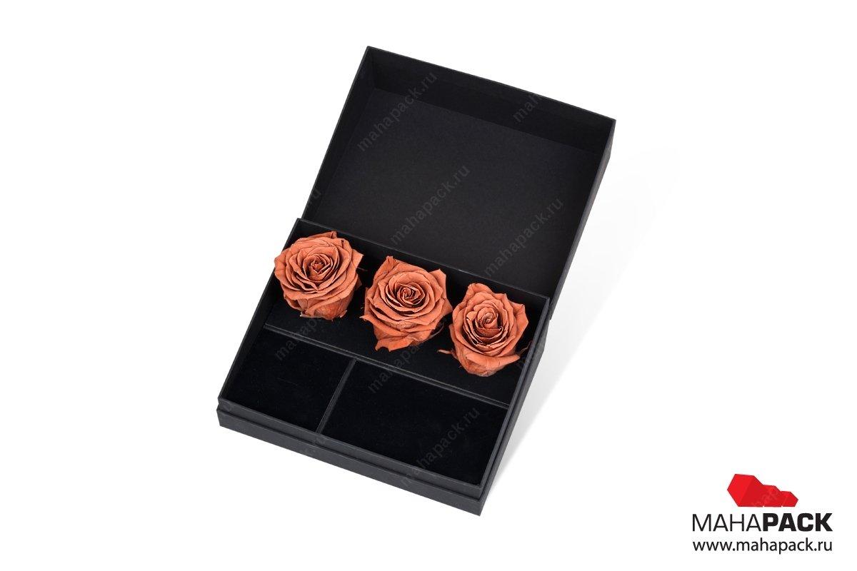 подарочная коробка для роз