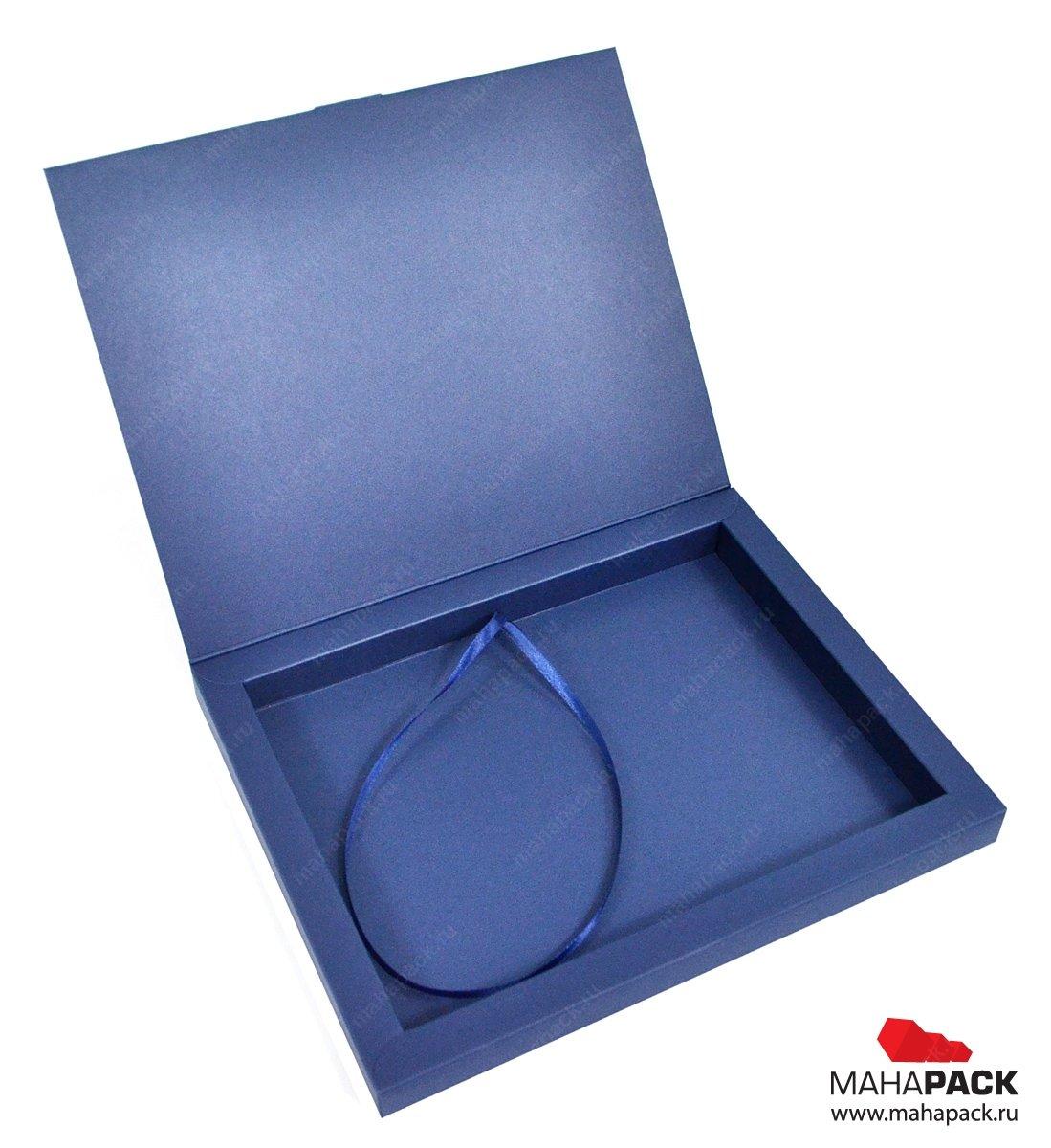 Подарочная коробка с двойными бортами, для ipad-чехла