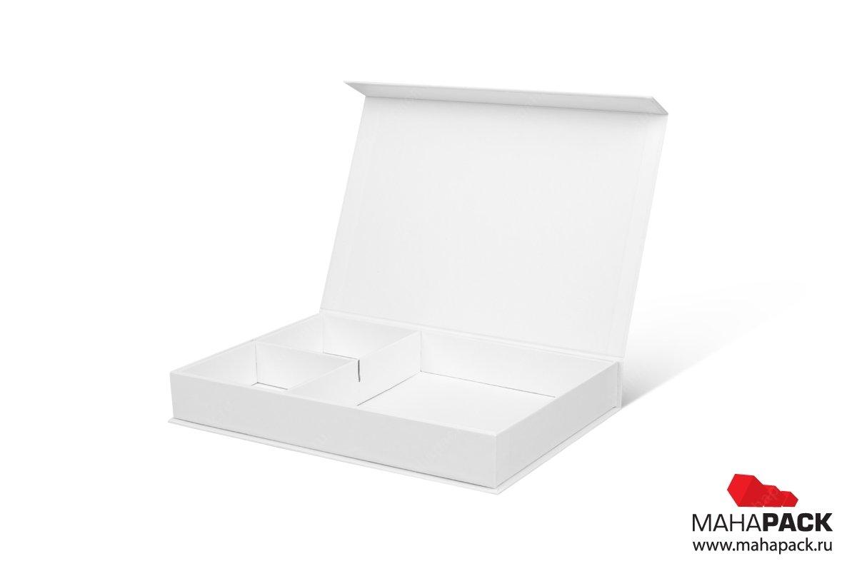 производство коробок с перегородками из мгк