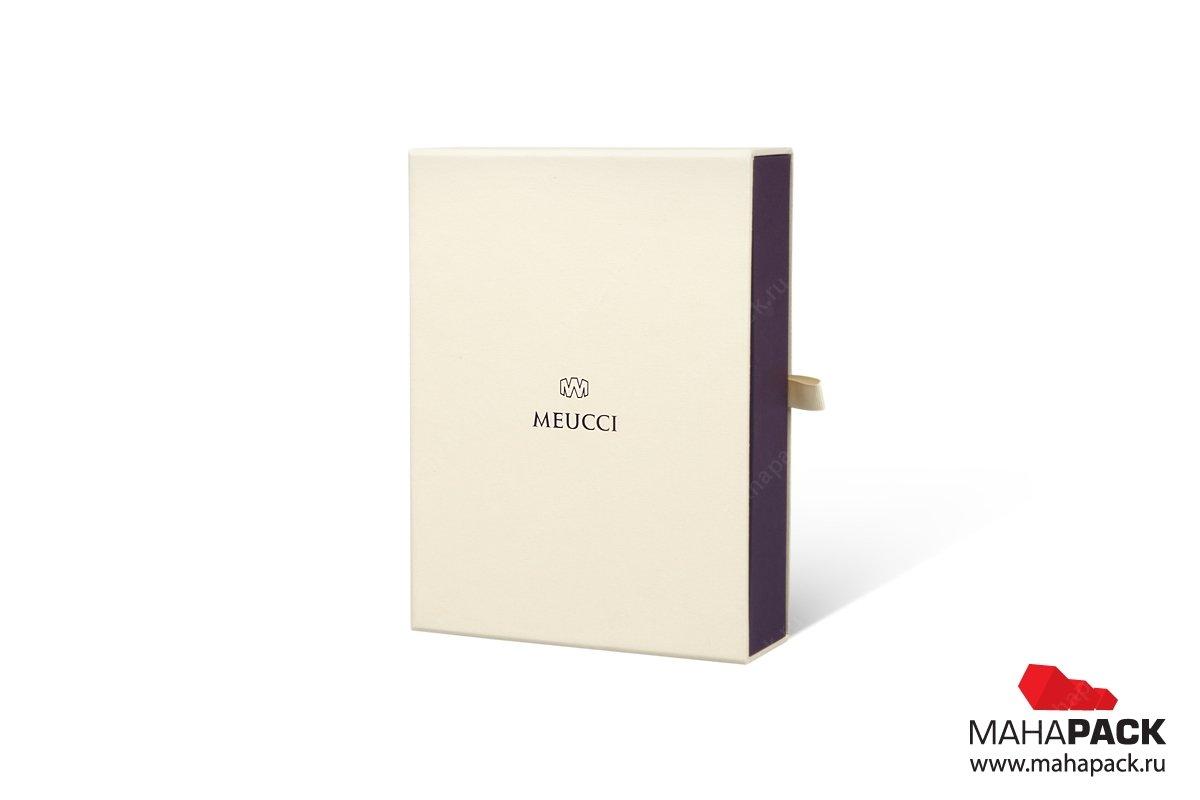 упаковка для подарочных карт дизайн и производство