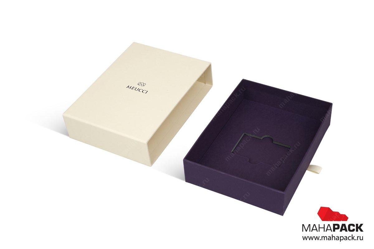 упаковка для подарочных карт заказать в Москве