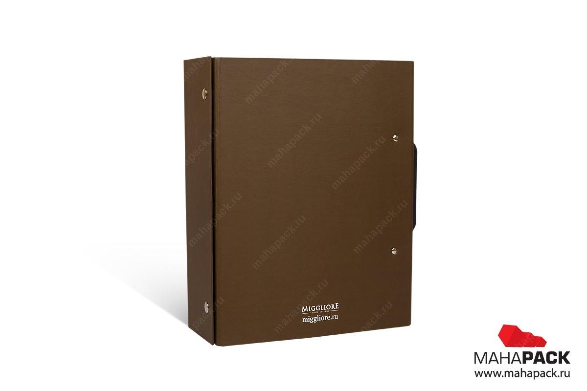 каталог образцов из кашированного картона