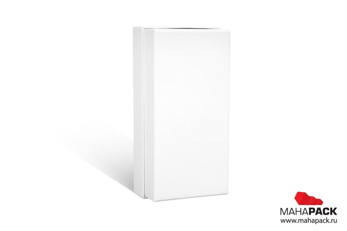заказать упаковку с логотипом из кашированного картона