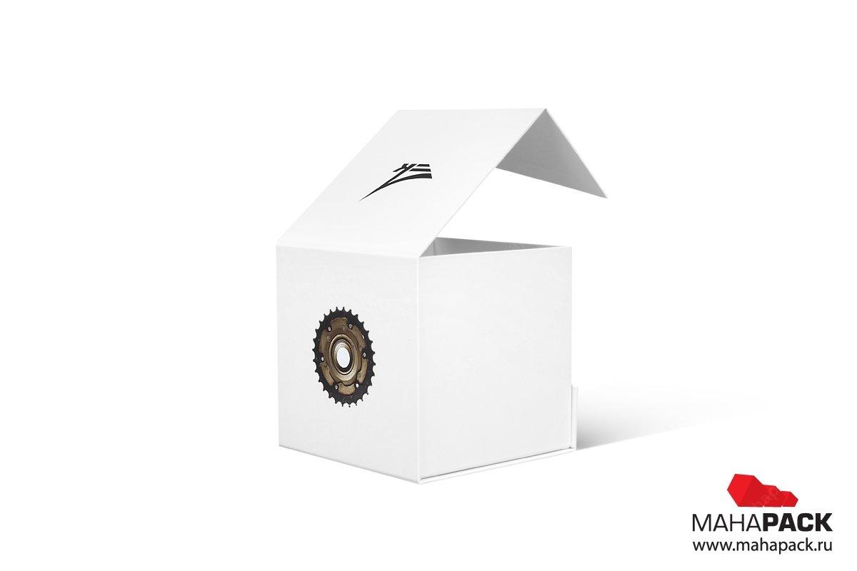 коробки под заказ большим тиражом