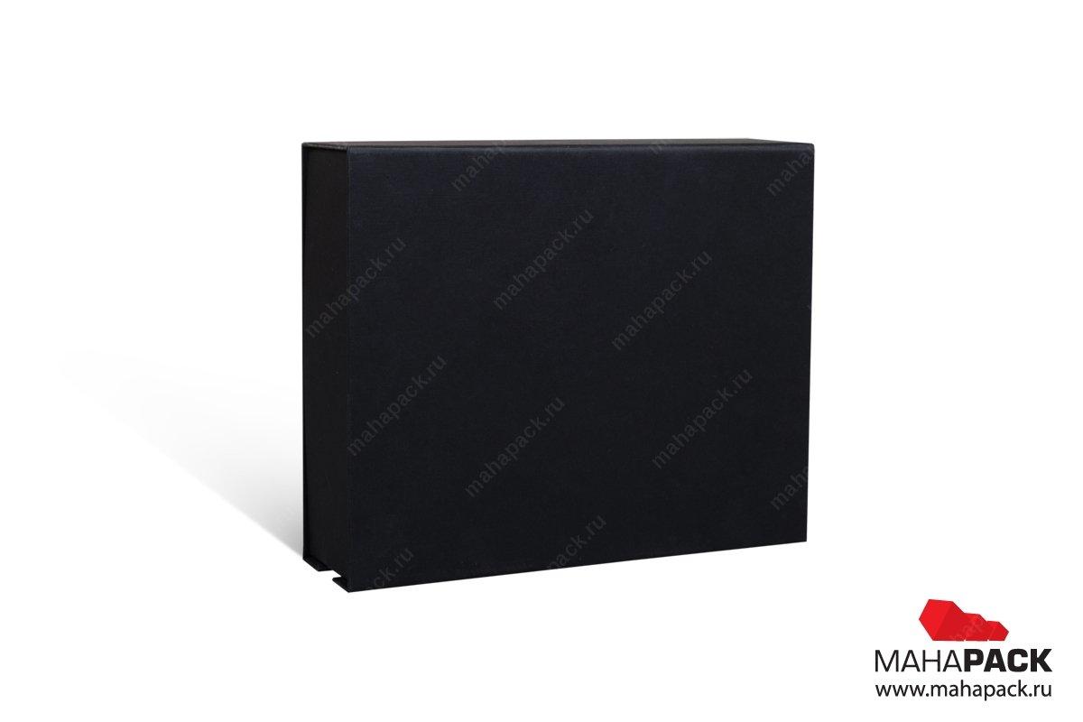 заказать коробки с клапаном на магните