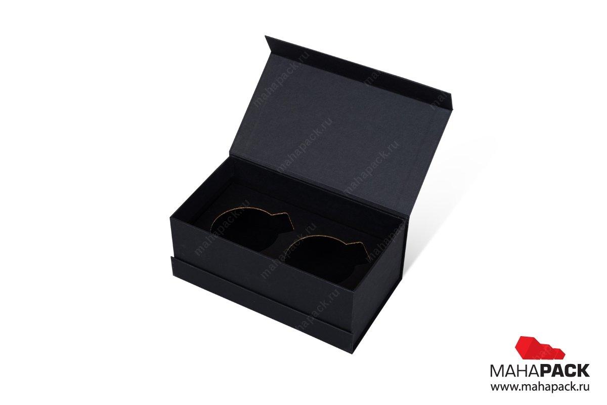 заказать коробки с магнитным клапаном