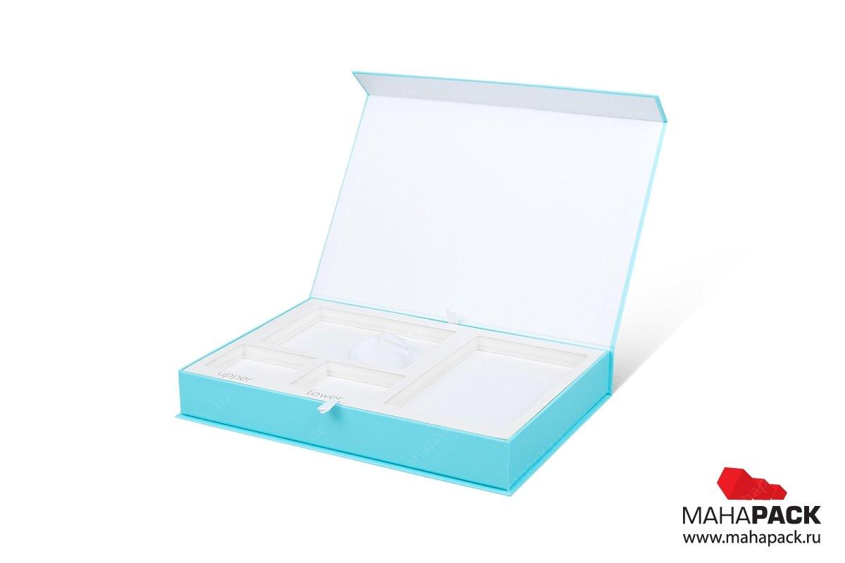 коробки под заказ с изолоновым ложементом