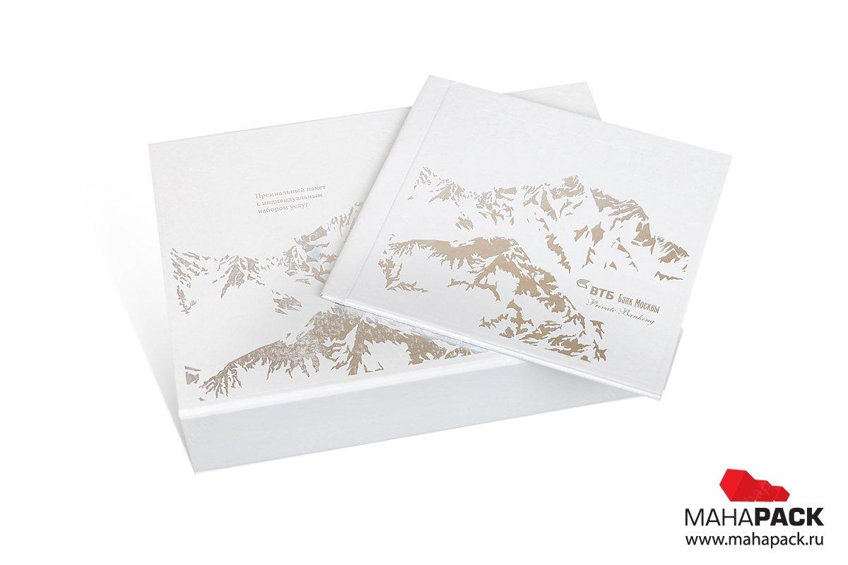 элитная упаковка из кашированного картона