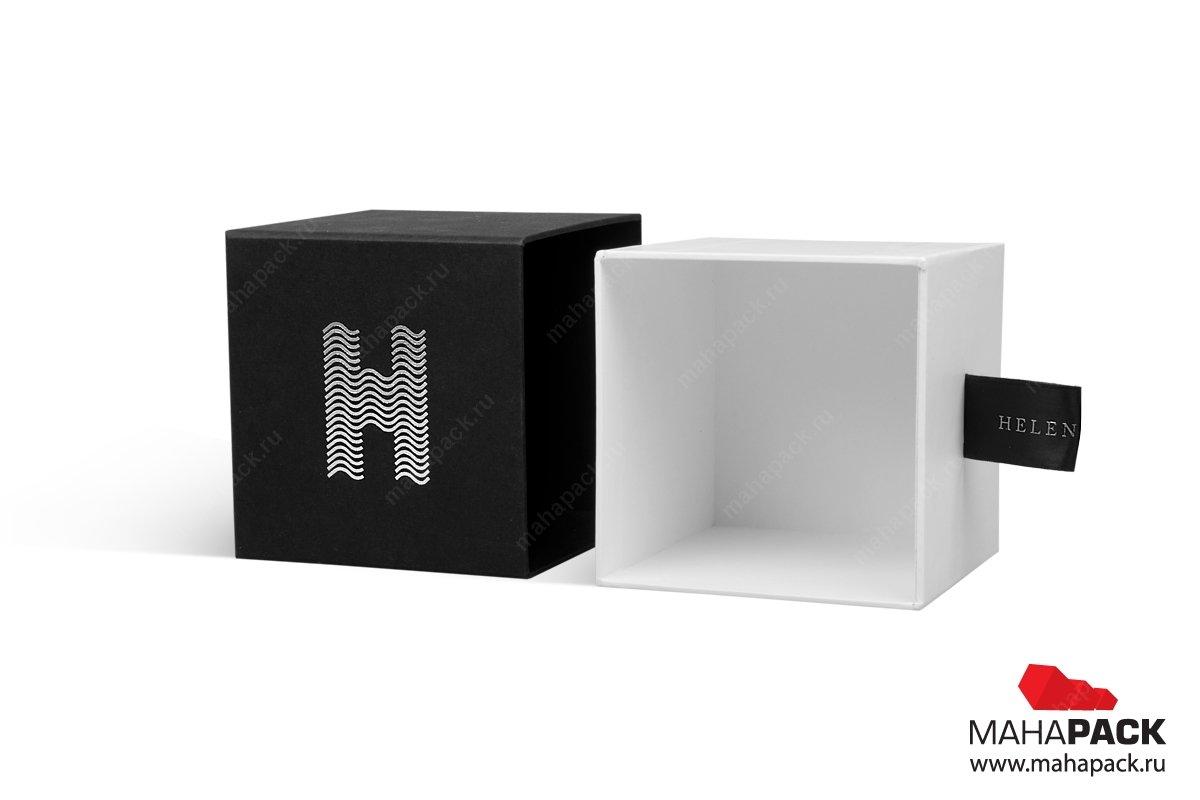 дизайнерская коробка большим тиражом