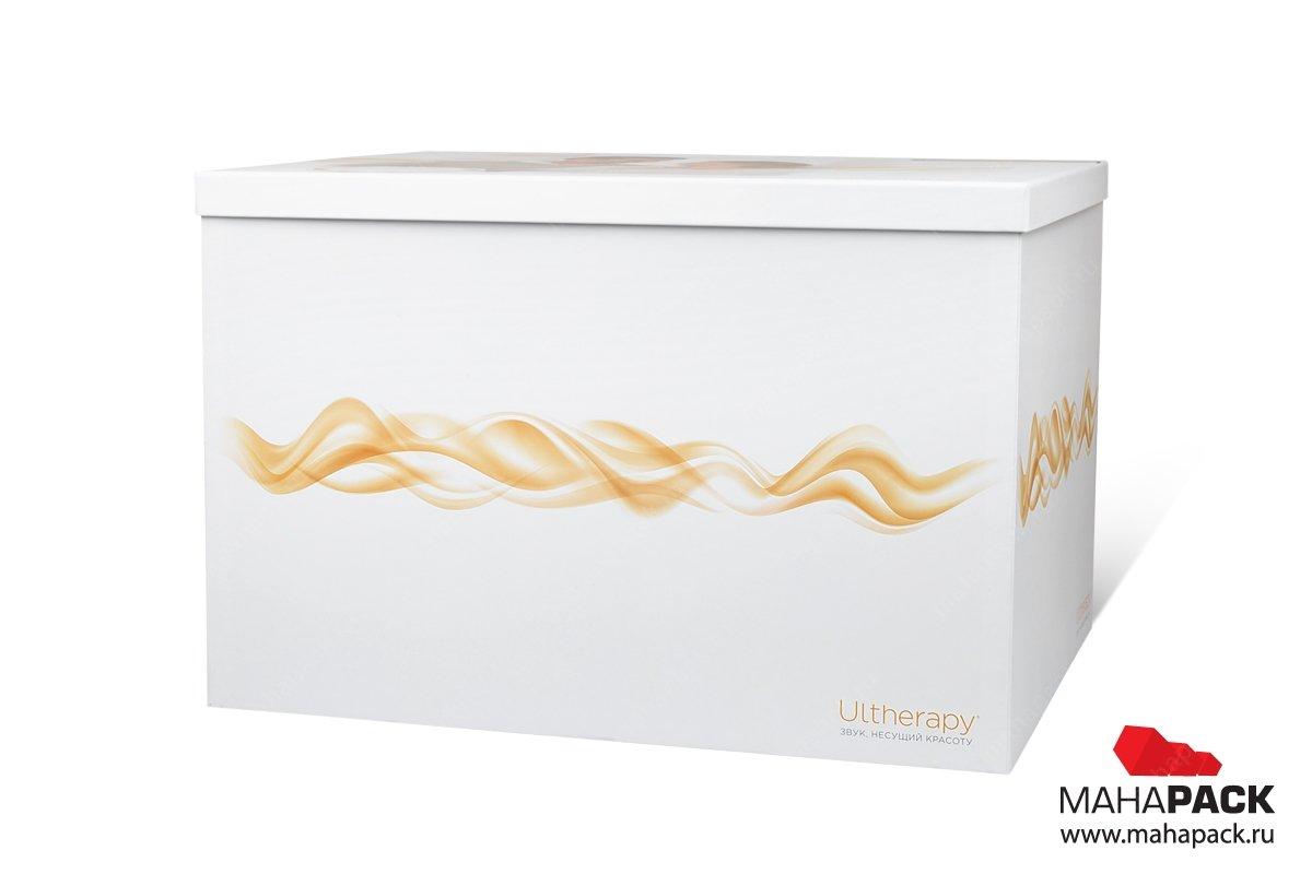 коробки на заказ дизайн и производство