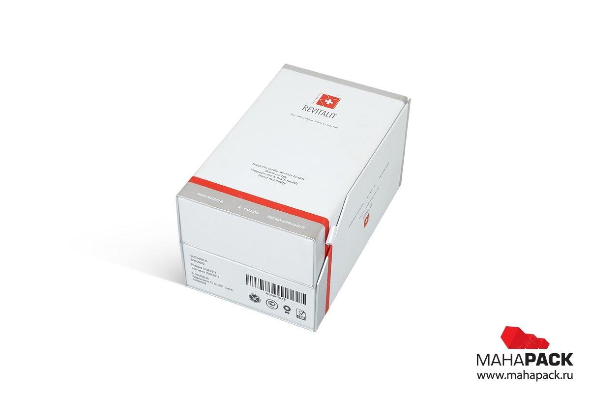 эксклюзивная упаковка большим тиражом