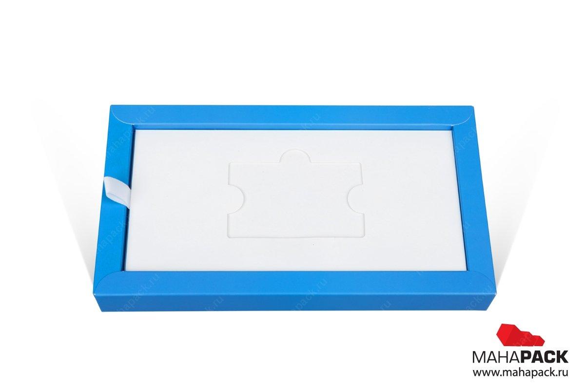производство упаковки картонный кардхолдер