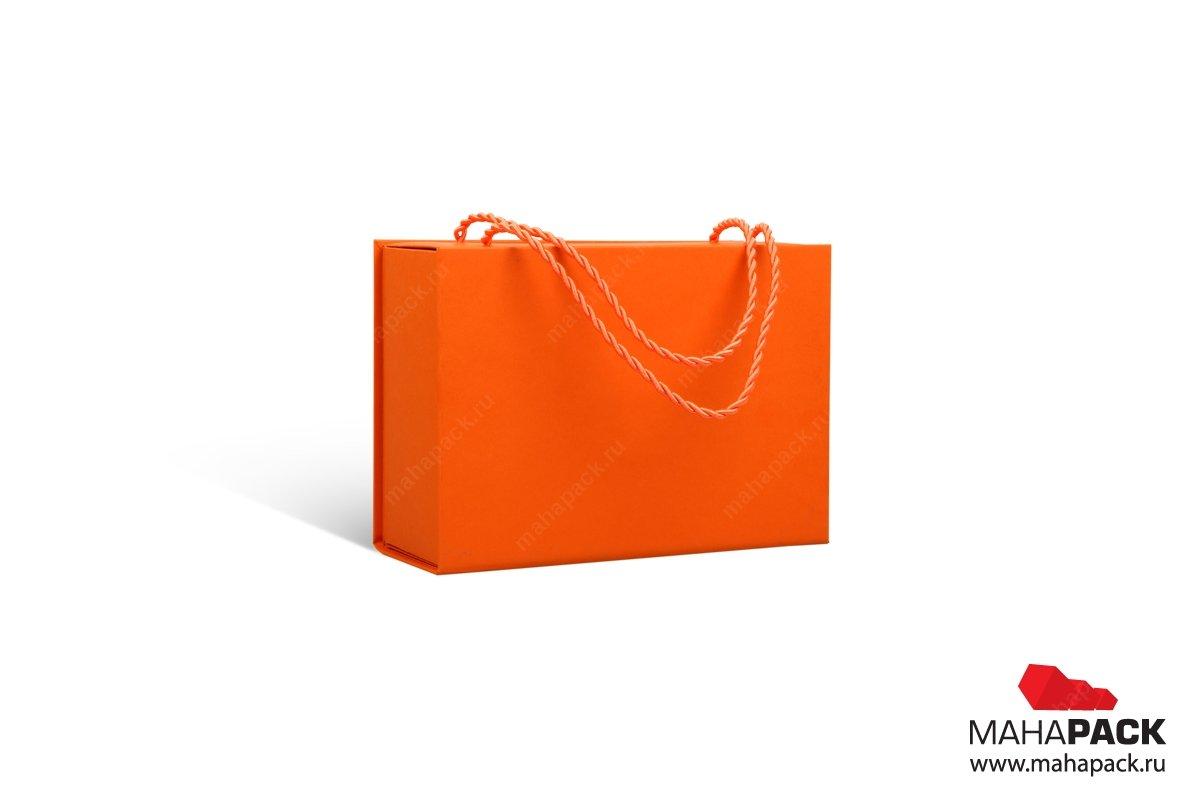 картонная упаковка с логотипом заказать в Москве