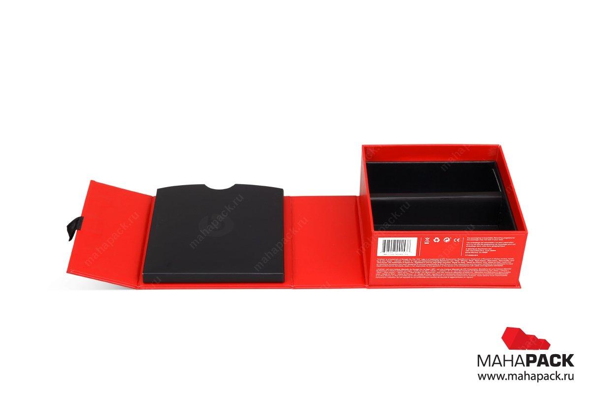 заказать упаковку с логотипом разработка и производство