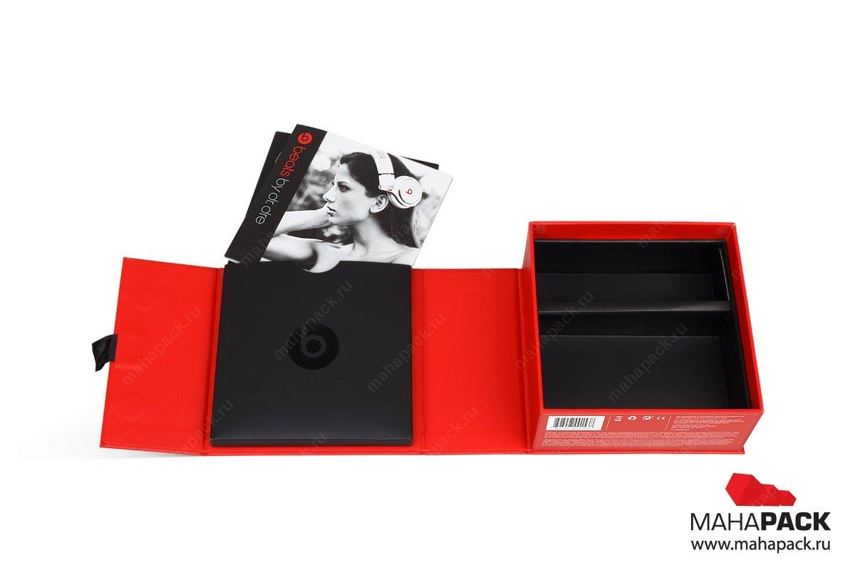 заказать упаковку с логотипом картонные перегородки