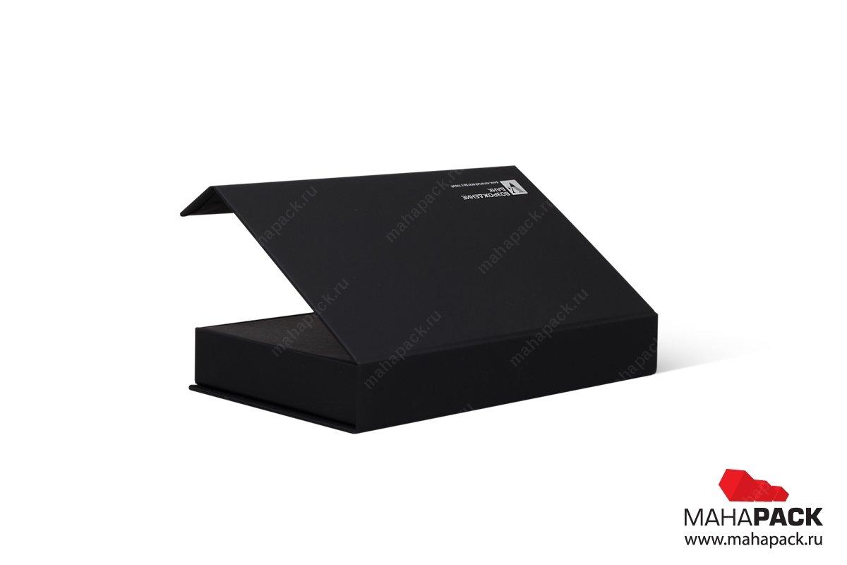 вип упаковка из переплетного картона