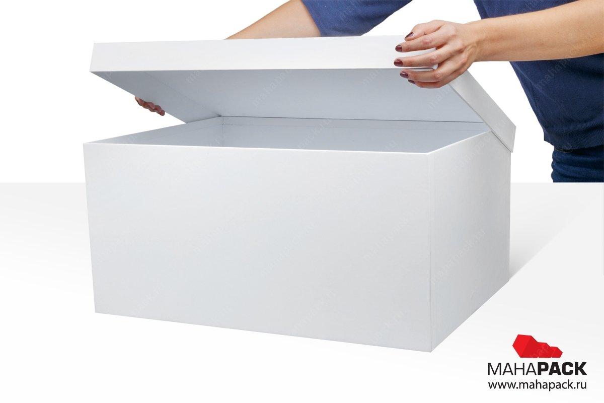 производство больших коробок