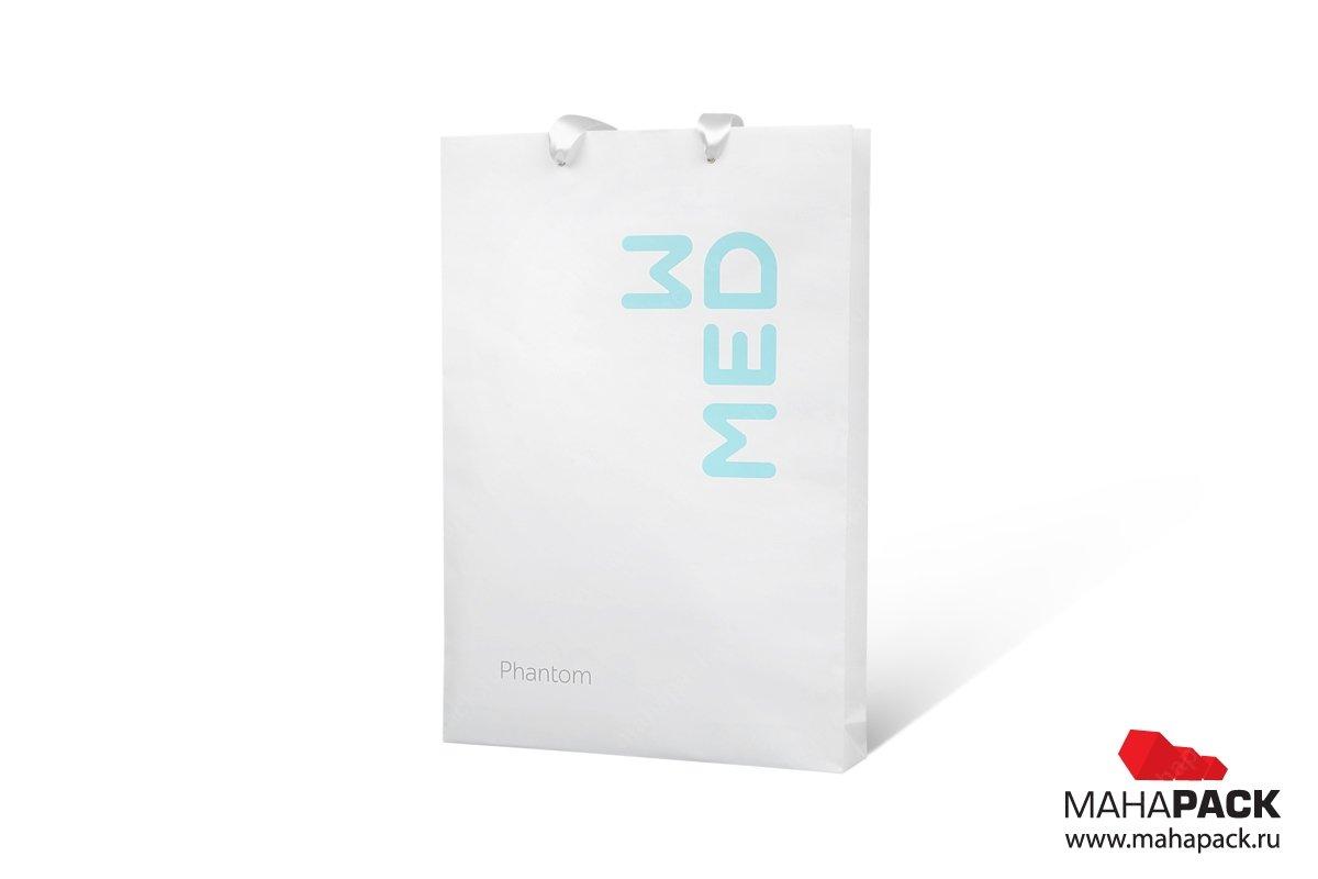 упаковка на заказ с фирменным логотипом