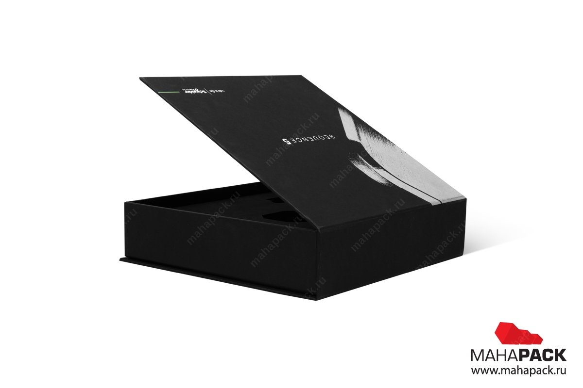 книга коробка - разработка и дизайн