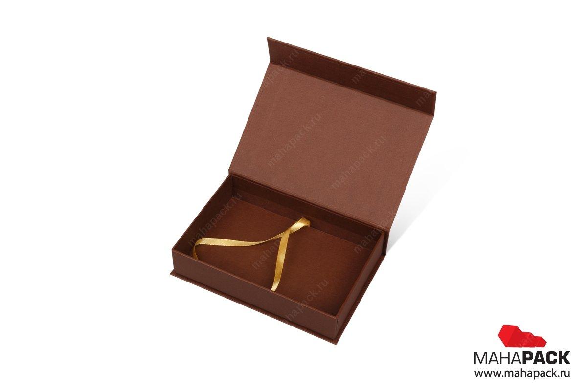 изготовление коробочки из дизайнерской бумаги