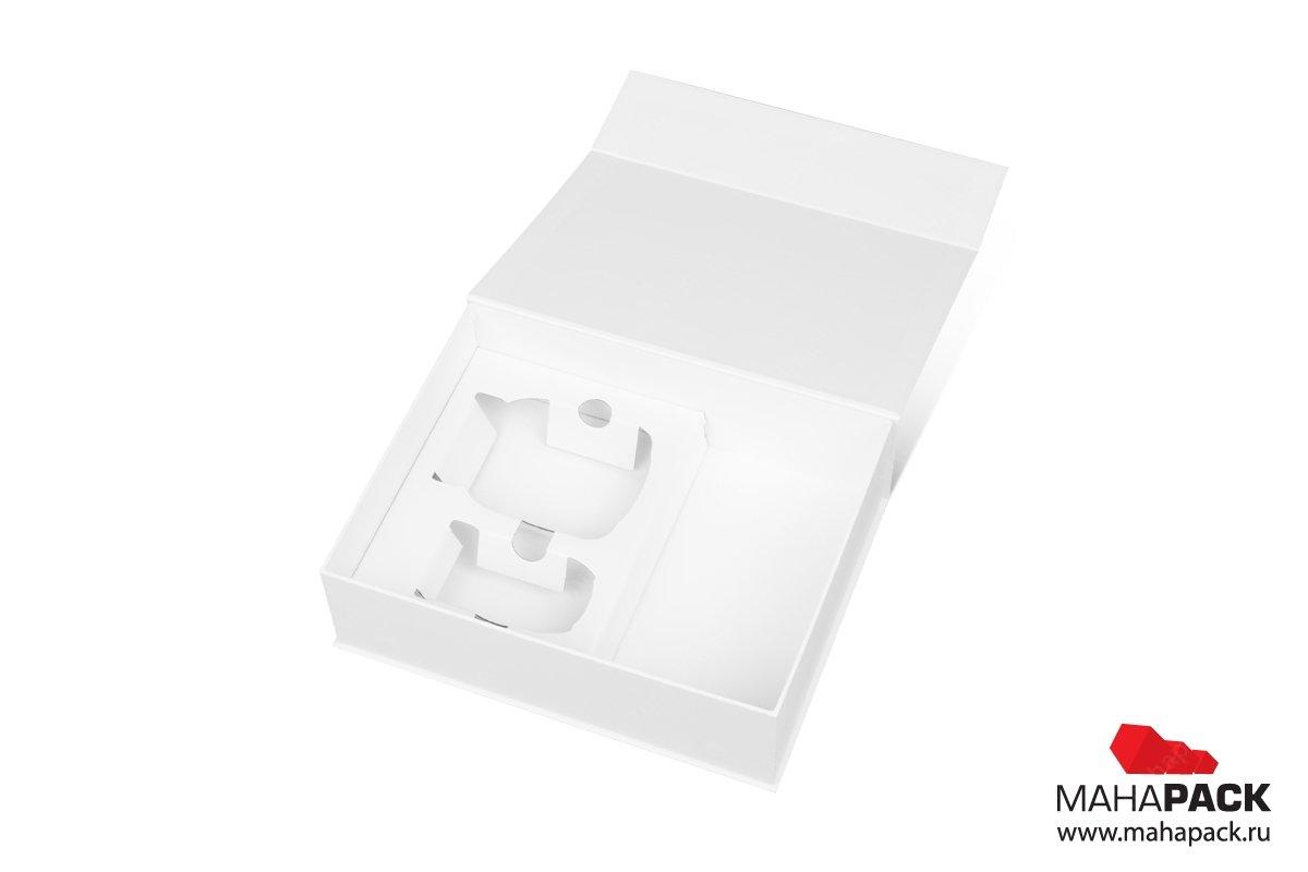 заказать подарочные коробки - ложемент из МГК