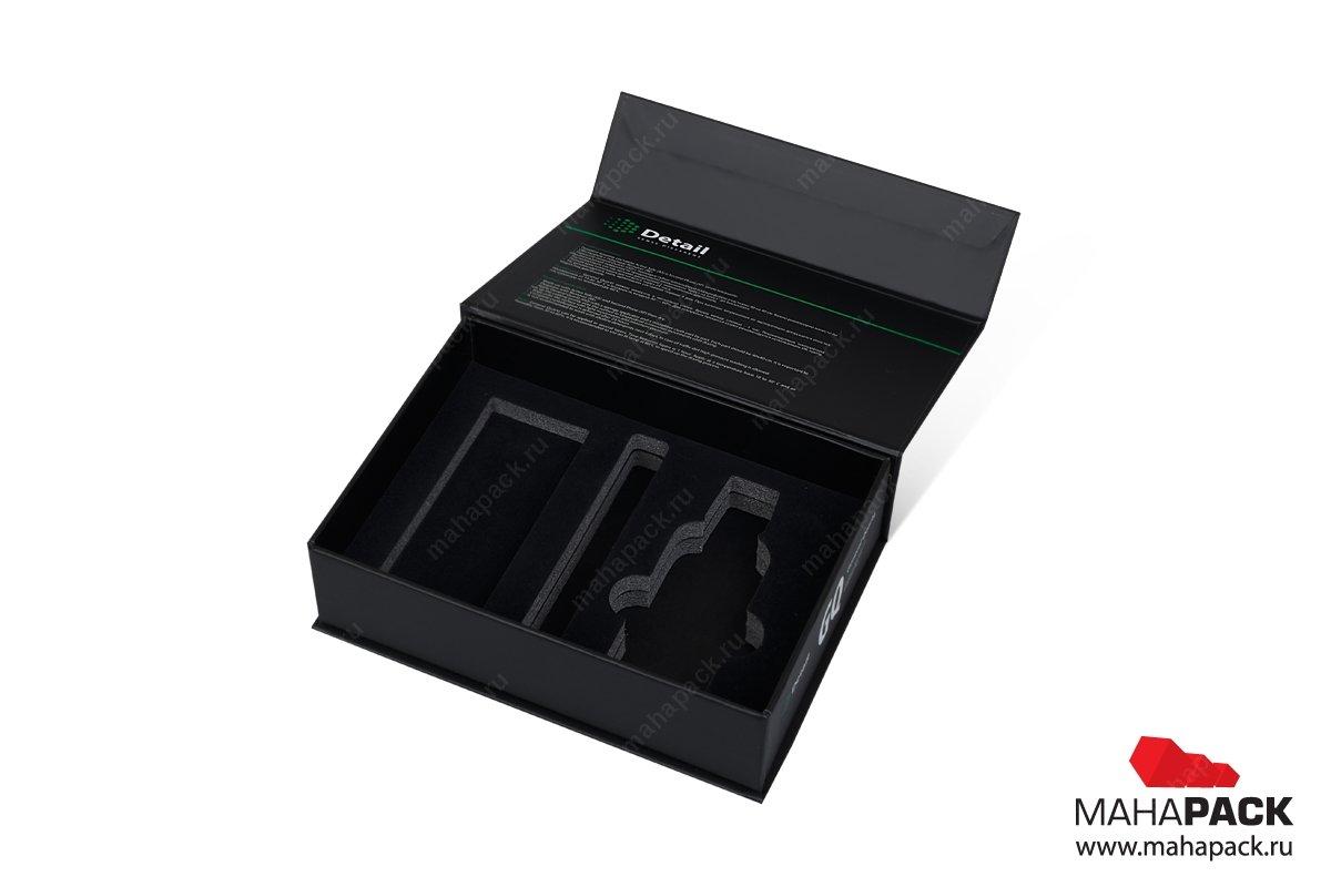 коробки на заказ с ложементом из изолона