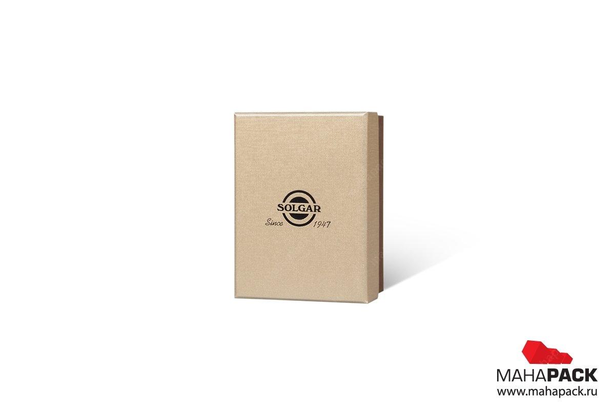 упаковка vip из переплетного картона