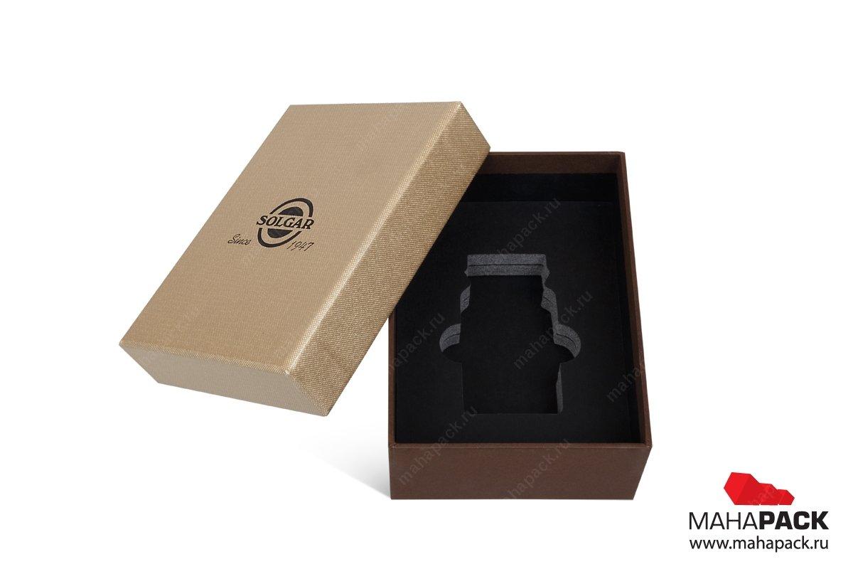 упаковка vip с изолоновым ложементом