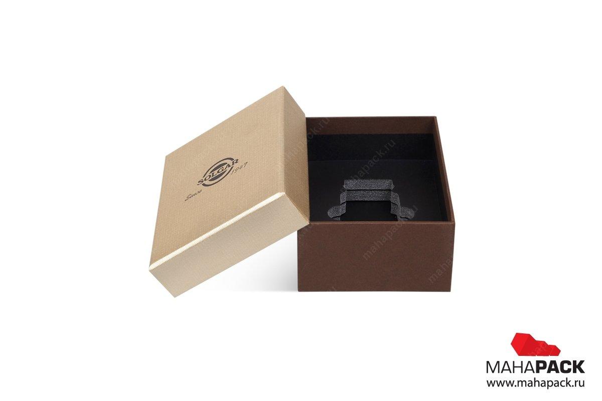 упаковка vip - ложемент из изолона