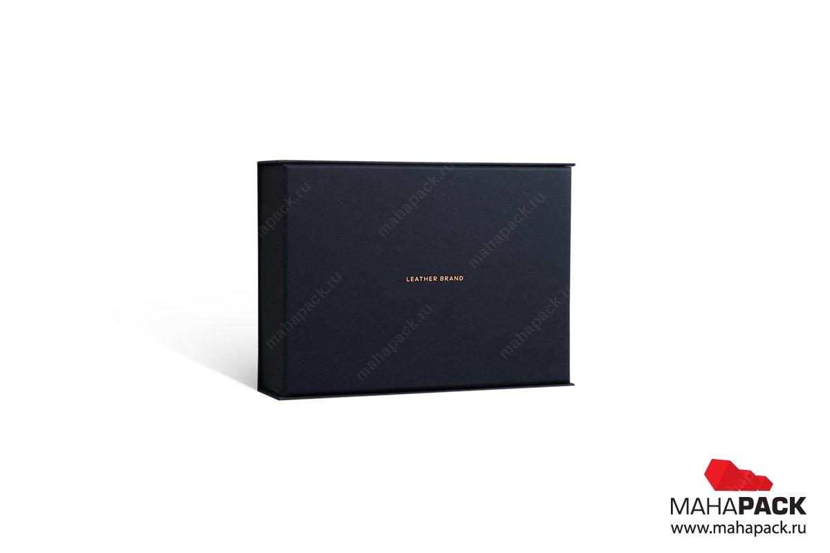 эксклюзивная упаковка - leather brend