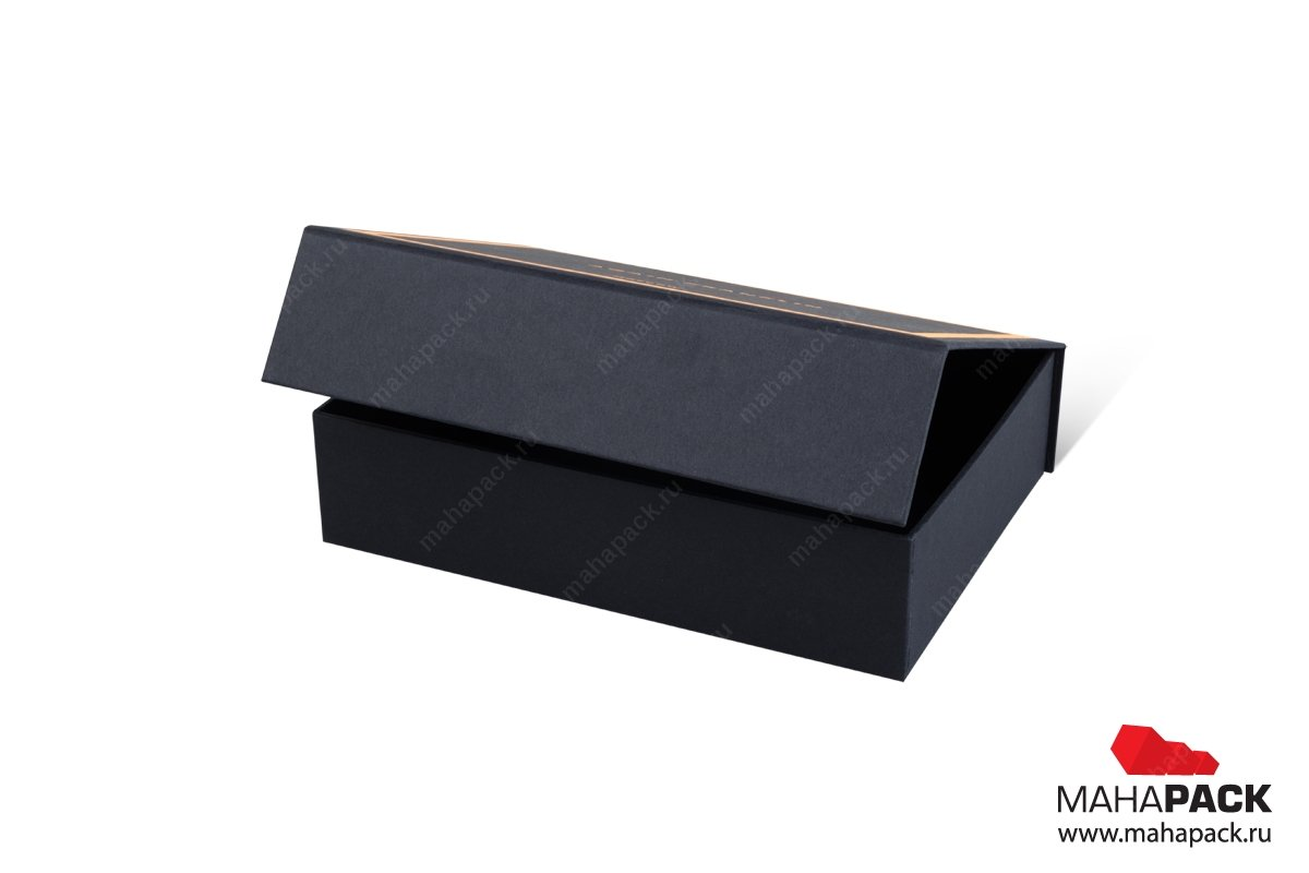 эксклюзивная упаковка с клапаном на магните