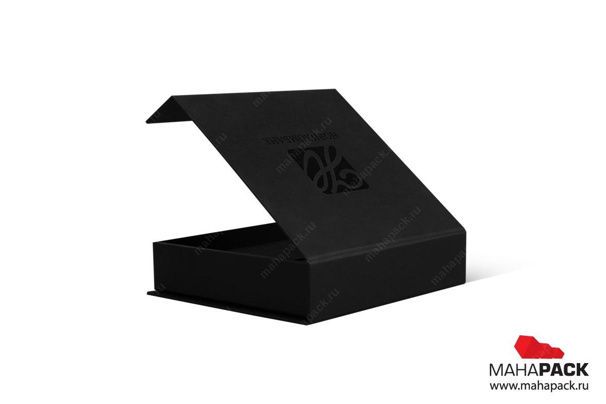 разработка фирменной упаковки с клапаном на магните