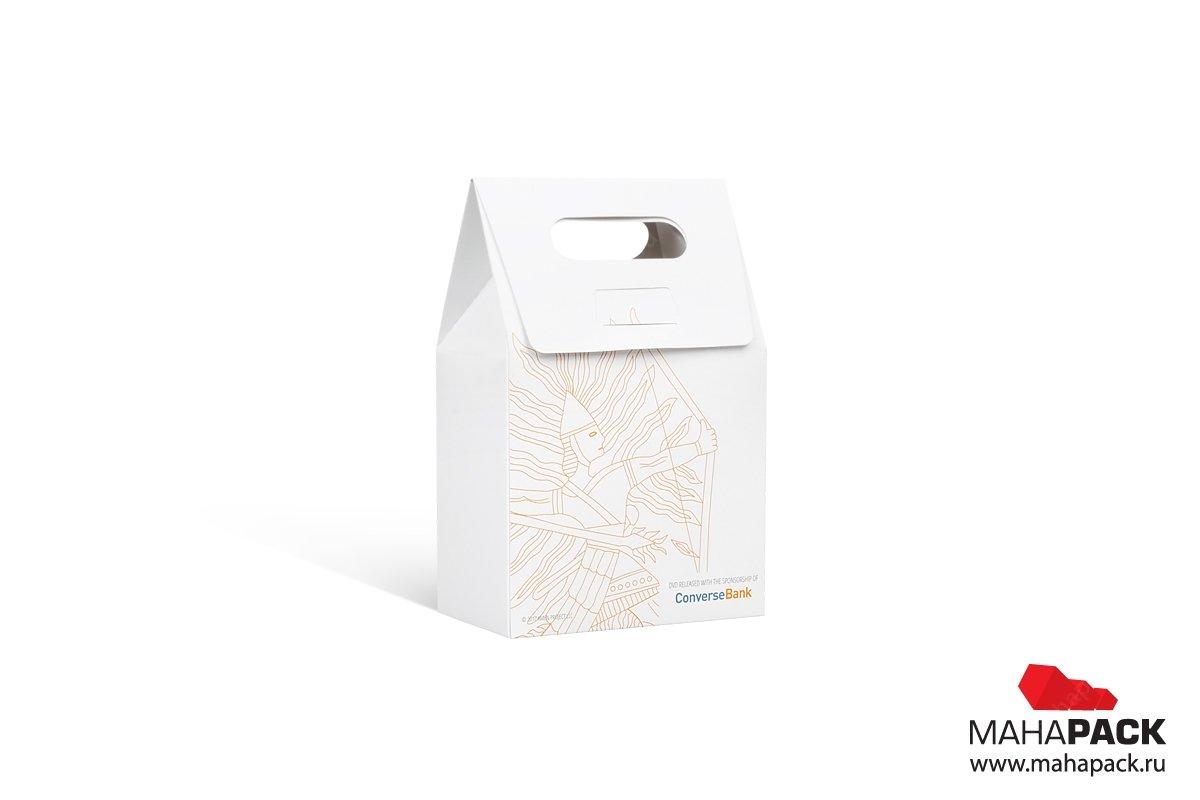 упаковка на заказ с матовой ламинацией