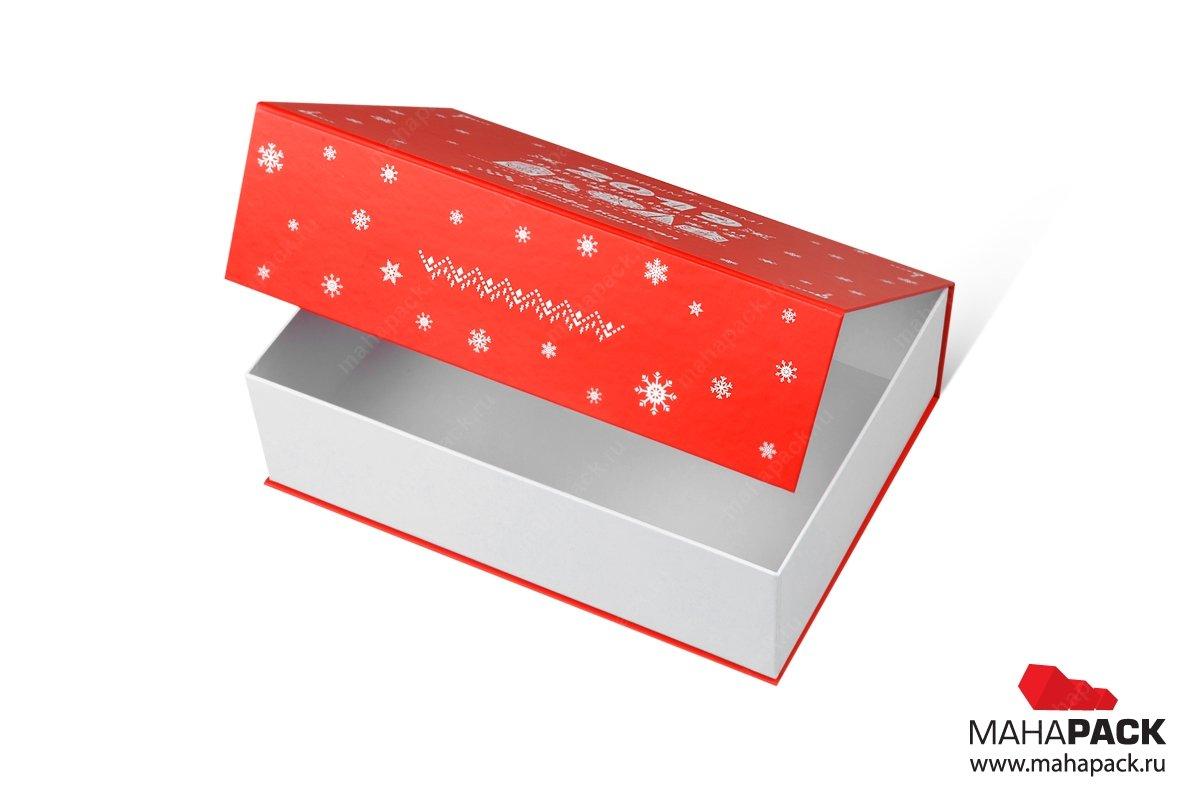 коробка подарочная - разработка и дизайн
