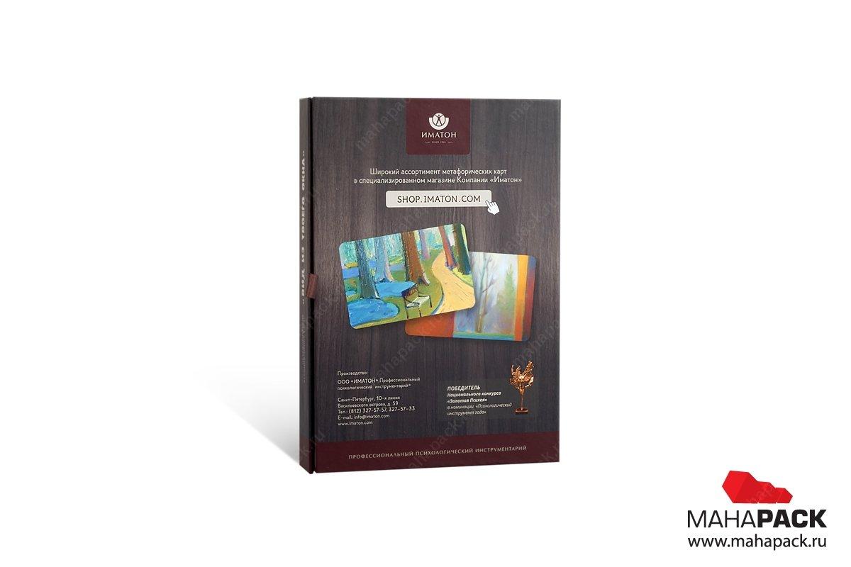 подарочная упаковка для игр - разработка и дизайн