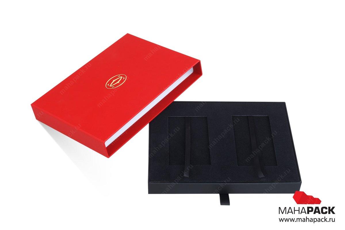производство подарочных коробок с логотипом в Москве