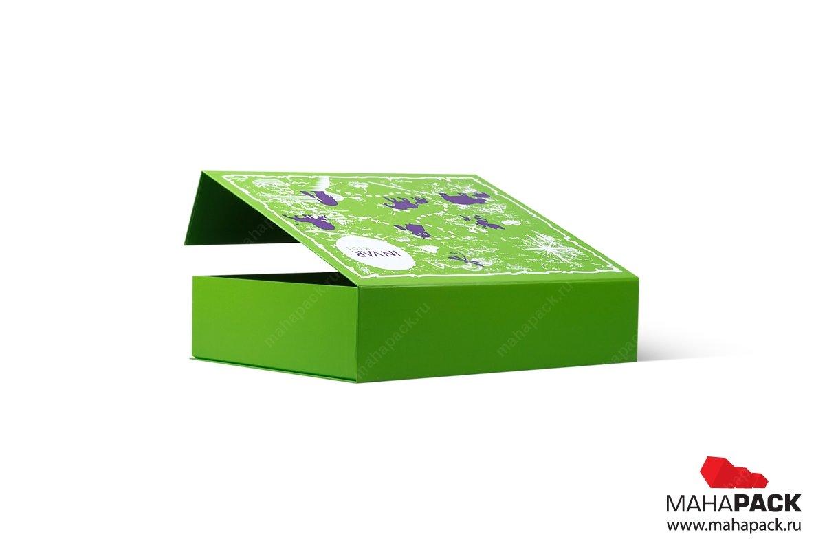 Коробка с ручкой для образцов