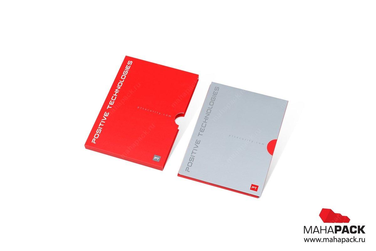 картонная упаковка для дисков на заказ