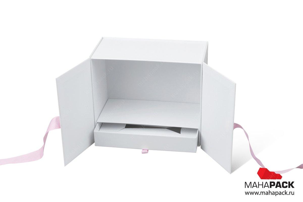 коробка для косметики большим тиражом