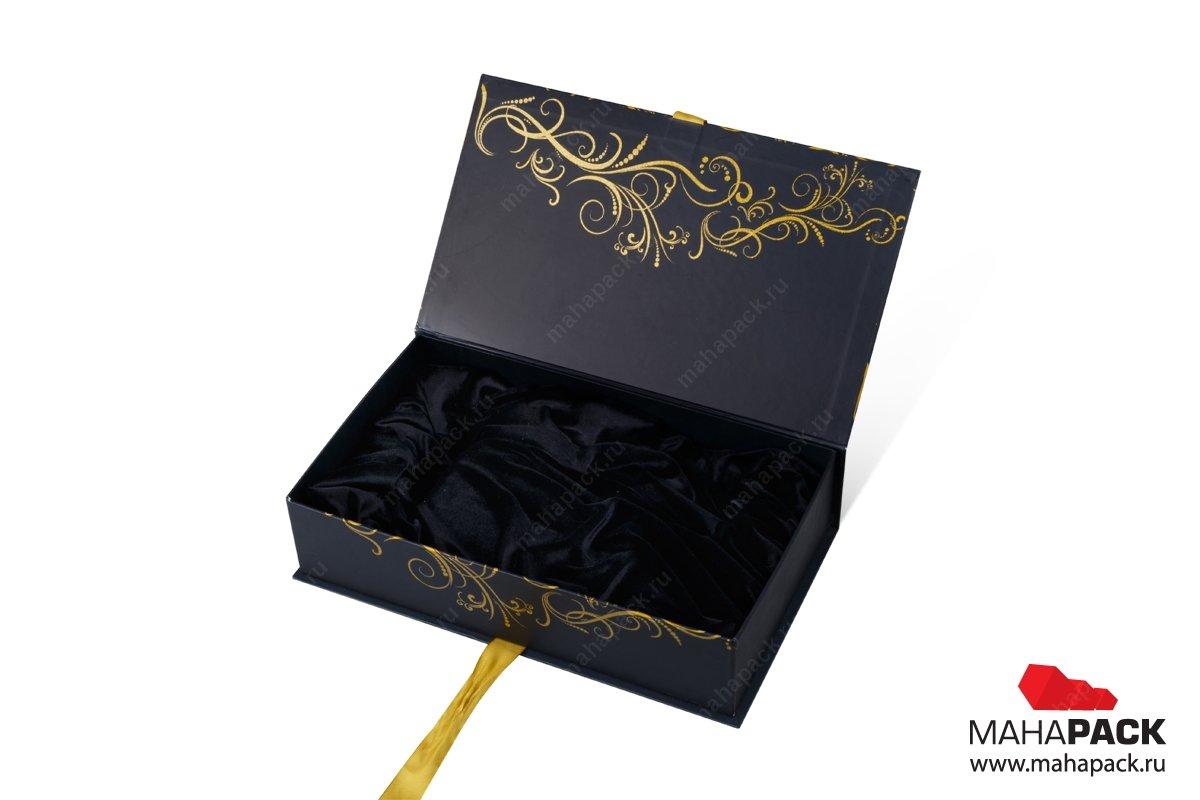 коробка заказать с логотипом