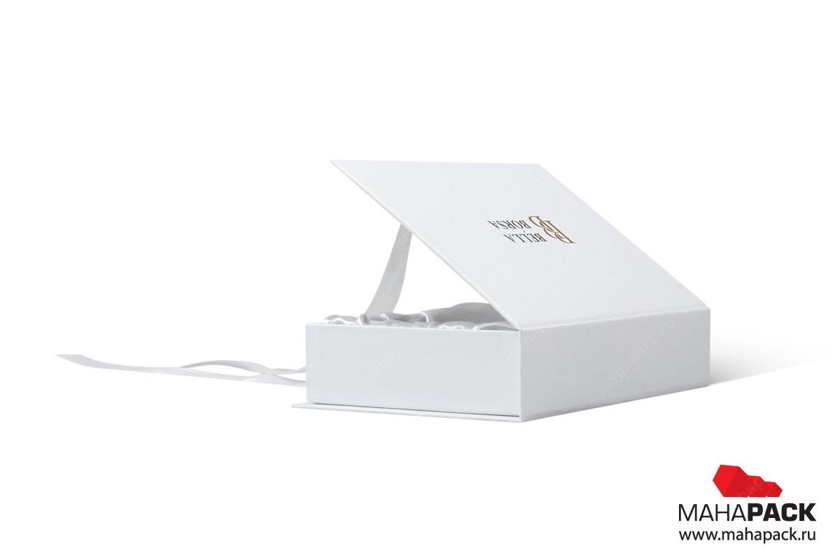 Кашированные коробки с ложементом, изготовление коробок на заказ