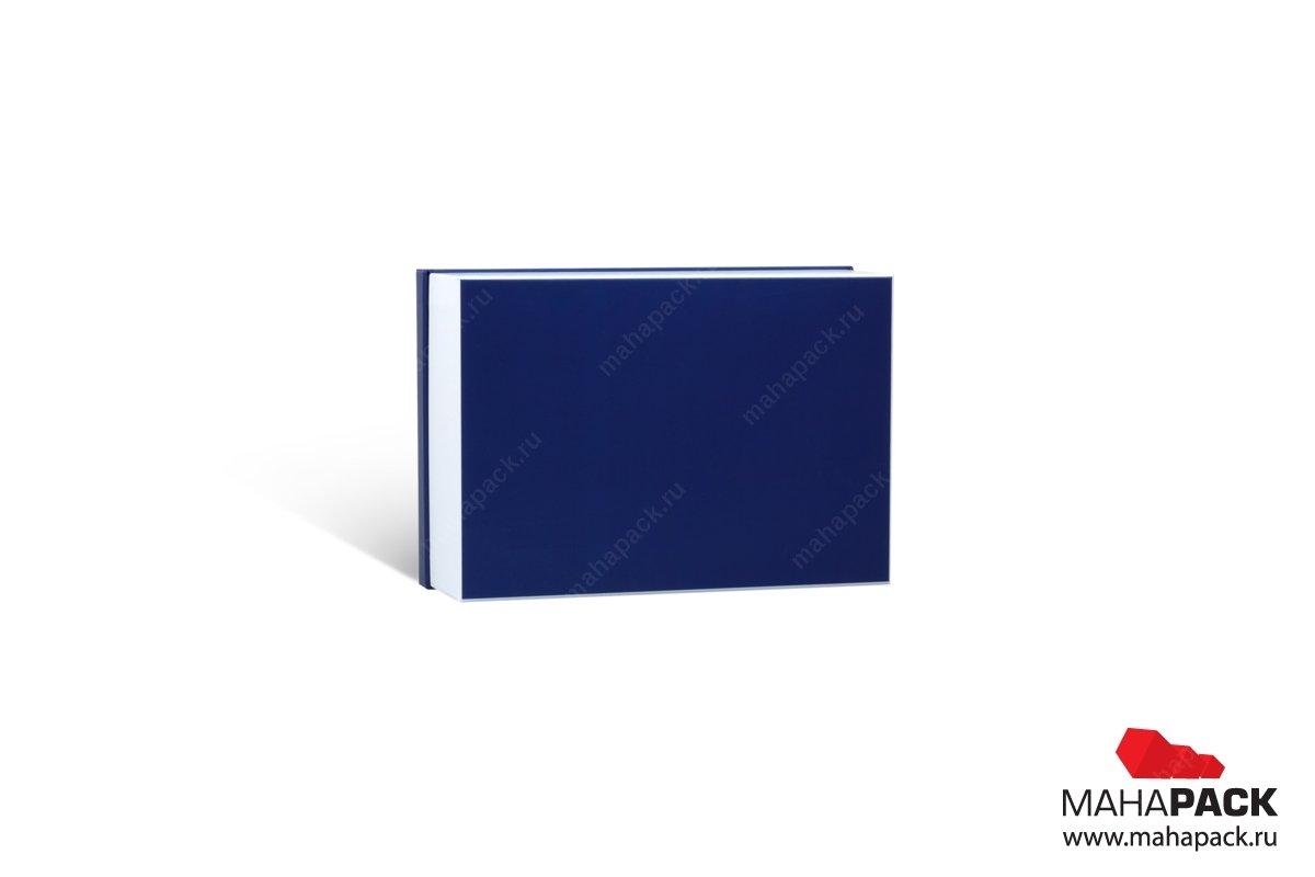 кашированная коробка крышка-дно изготовление Москва большим тиражом