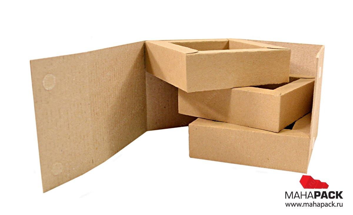 Коробка-трансформер для сувениров