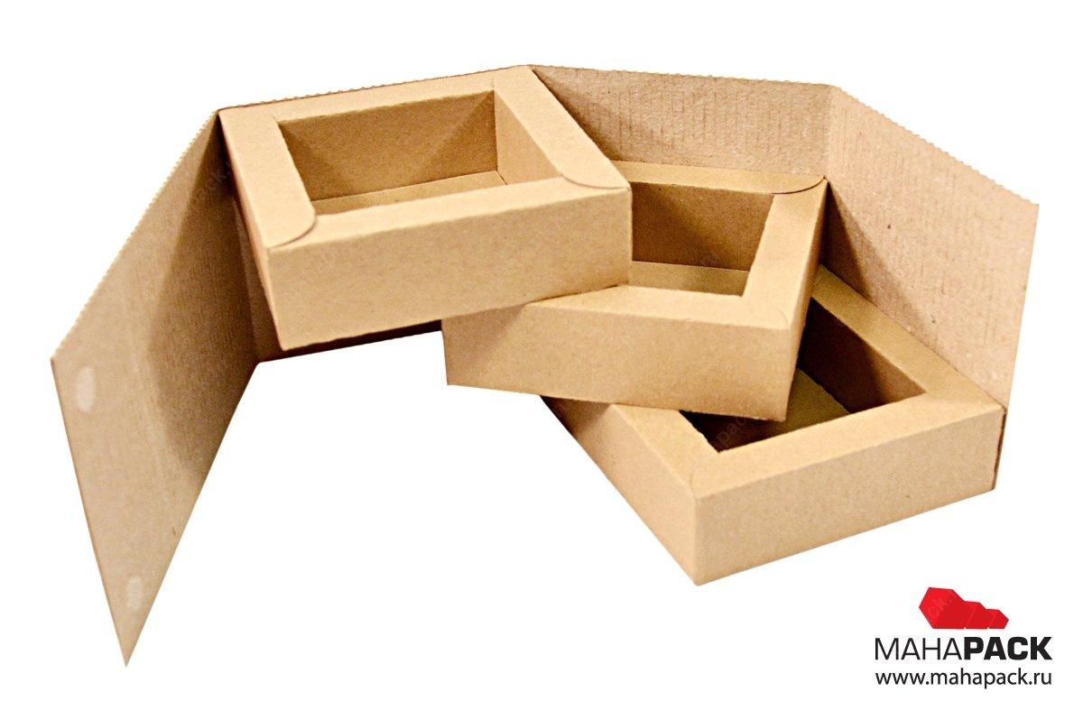 Индивидуальная коробка для сувениров, бижутерии