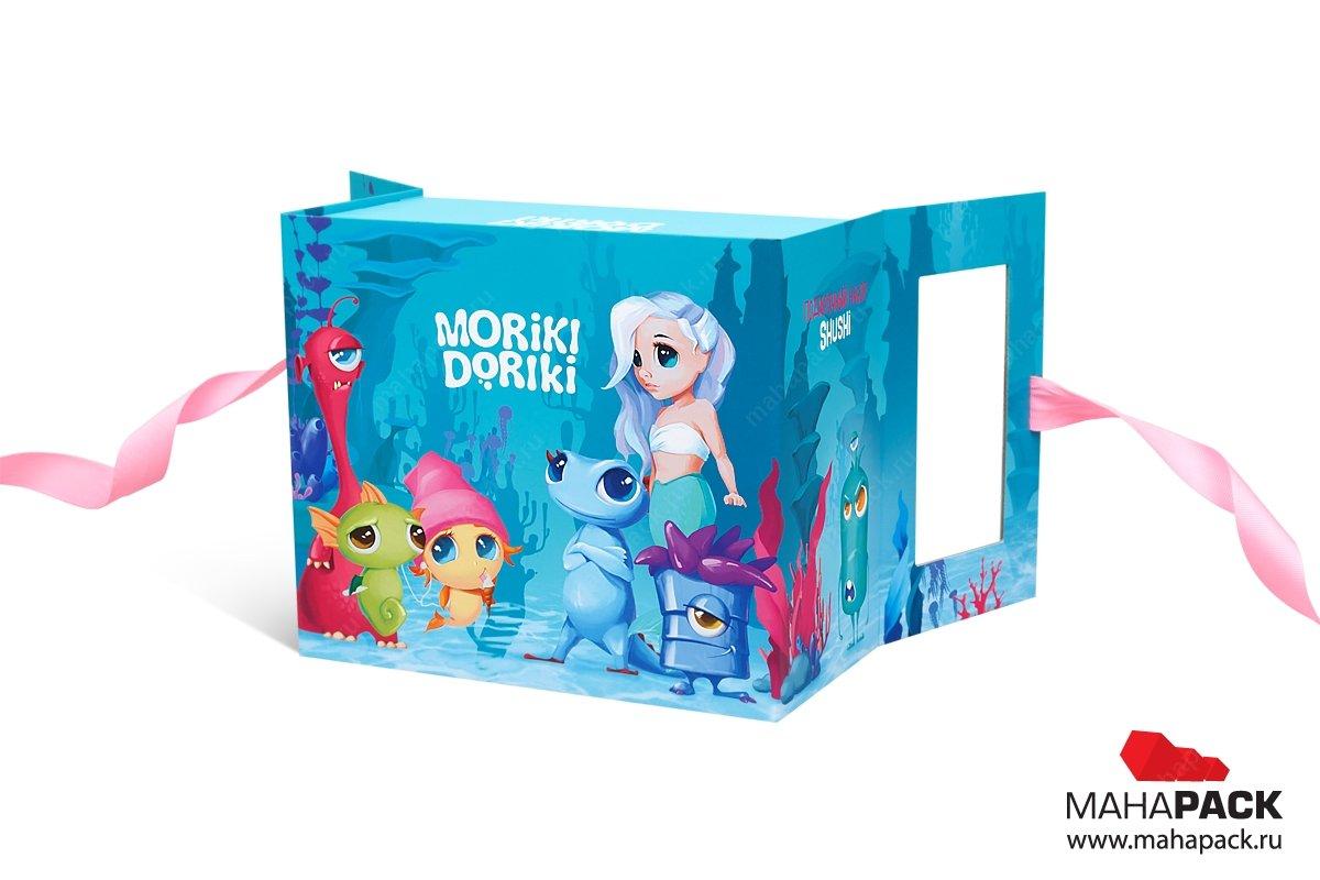коробка для косметики в подарок