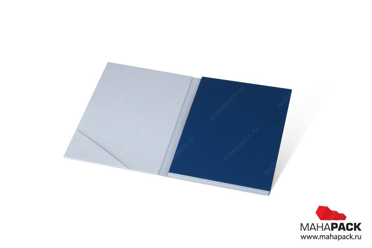 кашированная дизайнерская папка