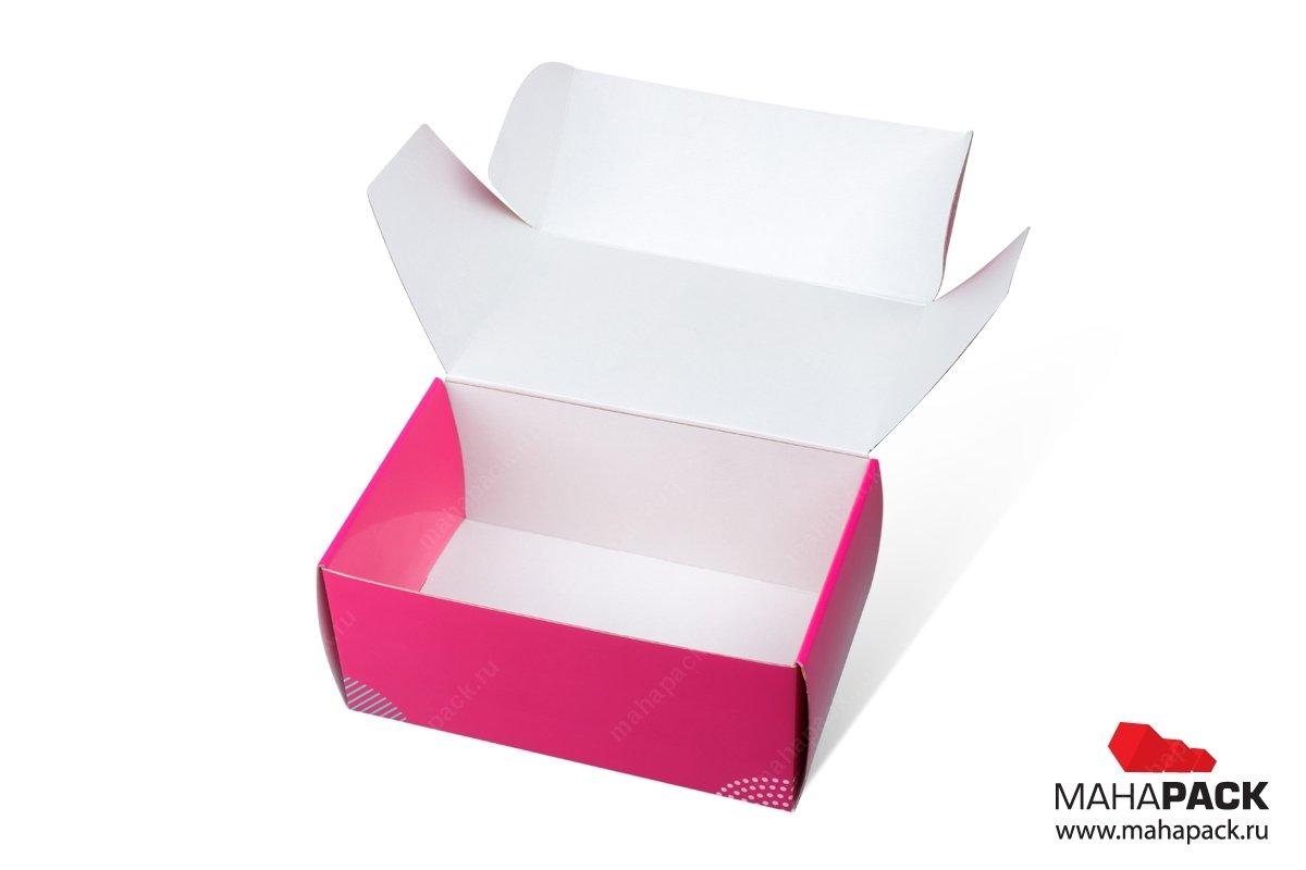 коробка самосборная дизайн и разработка